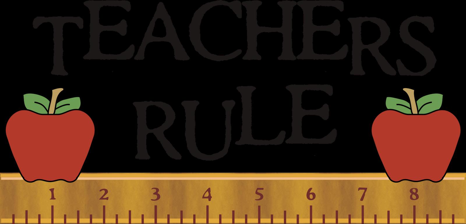 back to school clipart image clip art illustration of a teacher rh pinterest co uk free clipart for high school teachers school supplies clipart for teachers