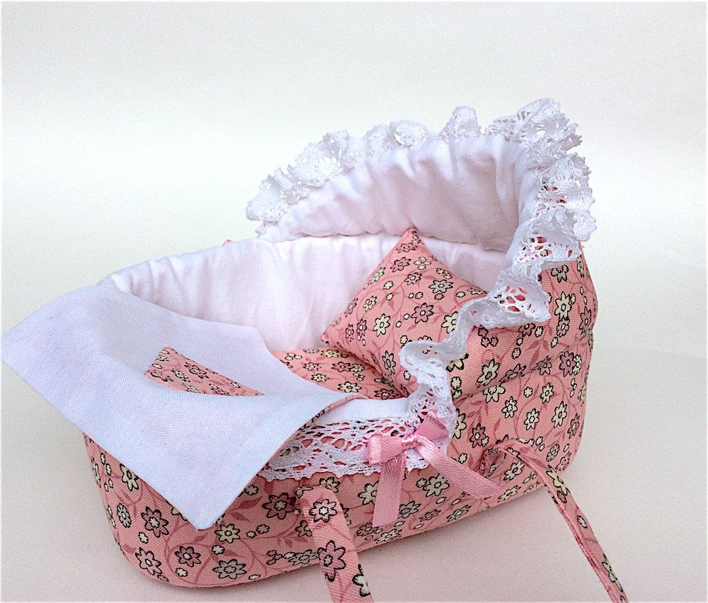 Doll Bassinet For For 5 Inches Ooak Baby Doll Doll