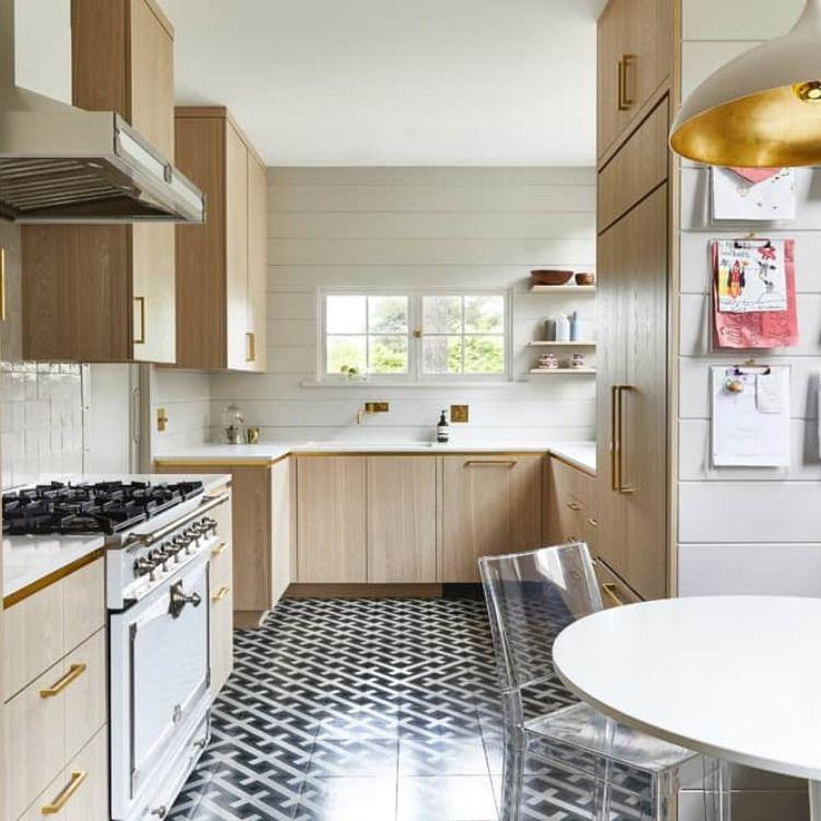 اجمل اشكال ديكورات مطابخ خشبية بتصاميم ناعمه Kitchen Design Trends Kitchen Design Trends 2018 Kitchen Design