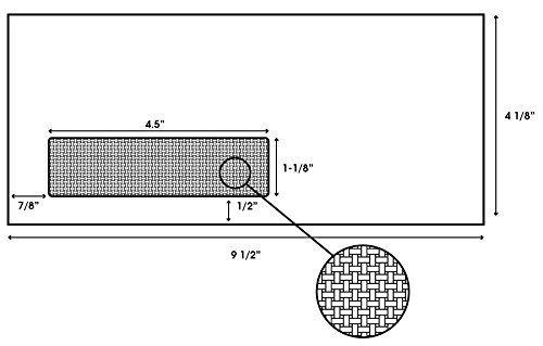 Amazoncom Self Seal SINGLE Window Security Envelopes - Quickbooks invoice envelope size