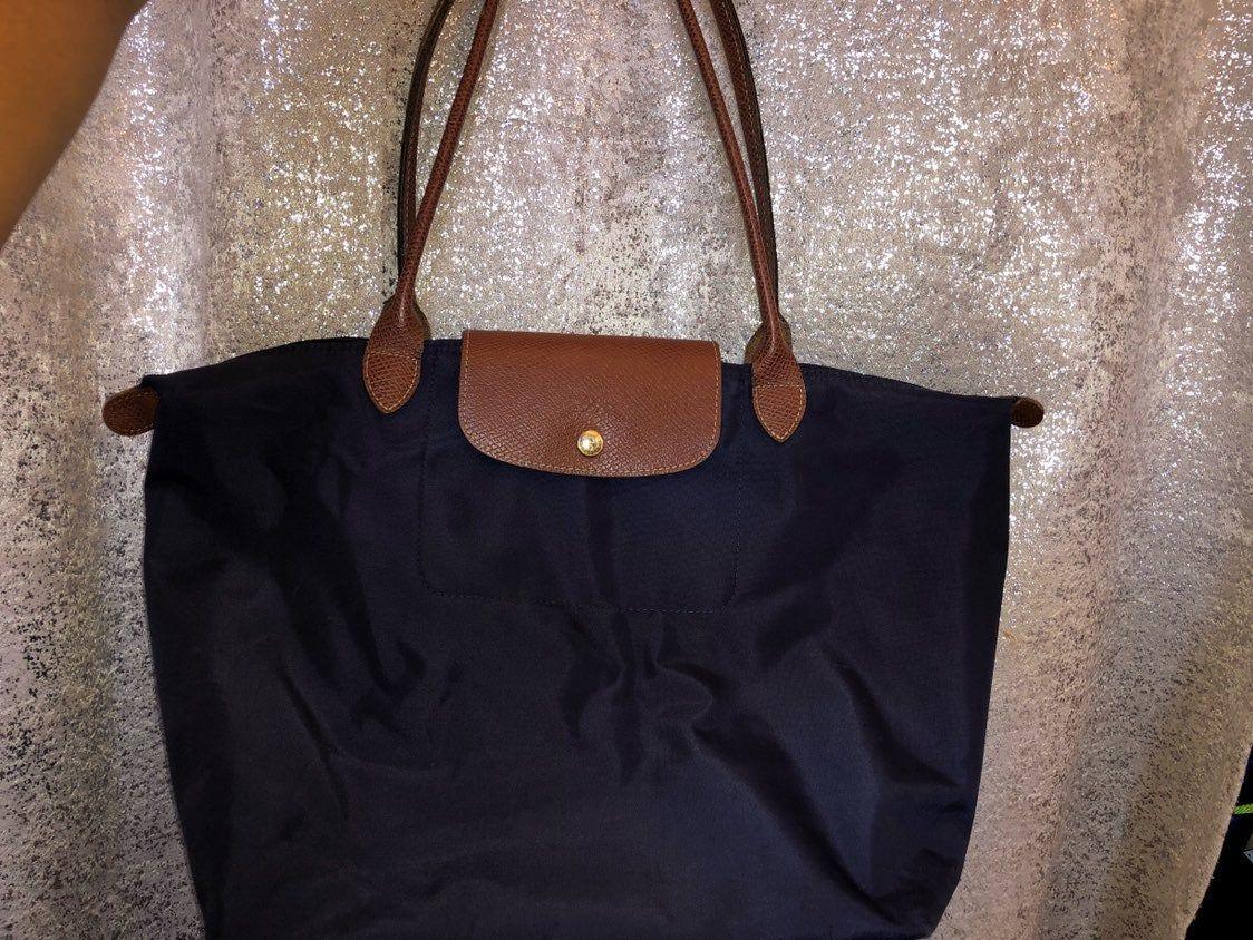 Long Champ Le Pliage Tote Bag Large