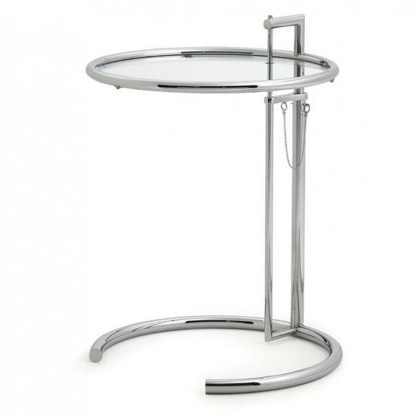 adjustable table beistelltisch von classicon eileen grey dieter horn - Eileen Grey Tisch