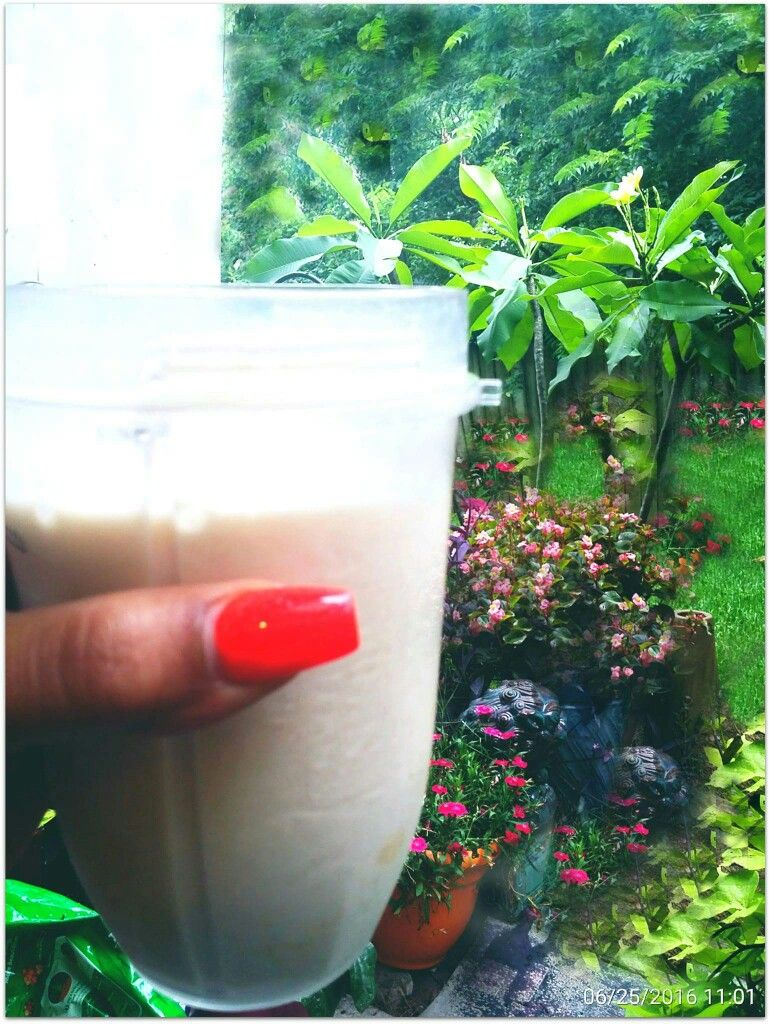 #shakedaysaturday~ YUMMY~~Enjoying a delicious Pina Colada shake. SO refreshingly good(✿◠‿◠) Carry on....... <3 #everythingyourbodyneeds #saturday #weekendfun #realtalk #oneteam #healthy