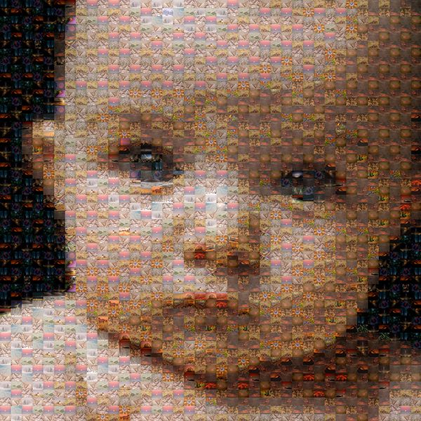 Cara Membuat Foto Mosaik Menggunakan Aplikasi AndreaMosaic