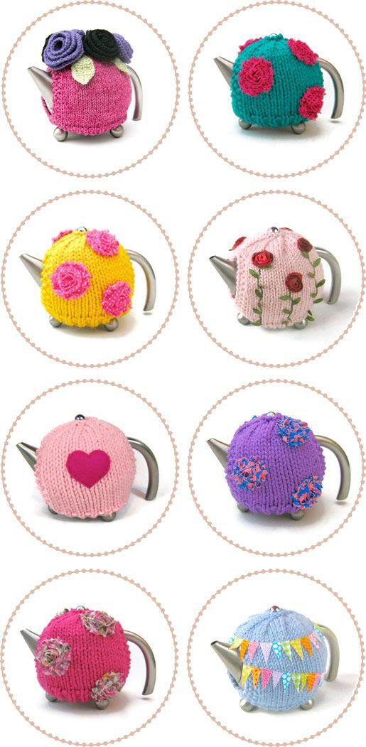 Get your teapot geek on… | juegos de te y cafe amigurumis ...