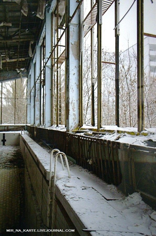 Chernobyl 25 Years After English Russia Page 4 Abandoned