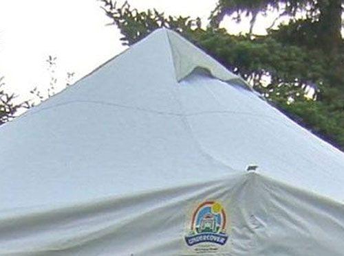 Undercover tent vent & Undercover tent vent | Camping ideas | Pinterest