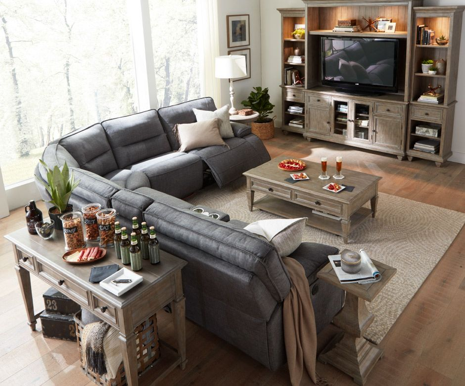Reynolds Sectional Find The Perfect Style Livingroom Layout Furniture Beach House Furniture