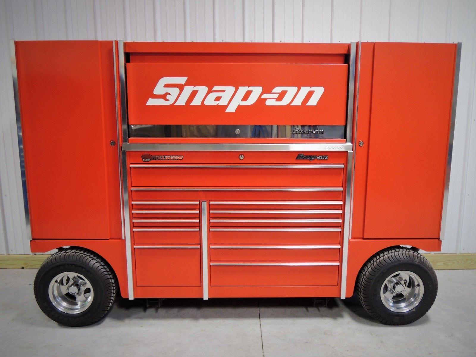 Tuv Pit Box Tool Wagon