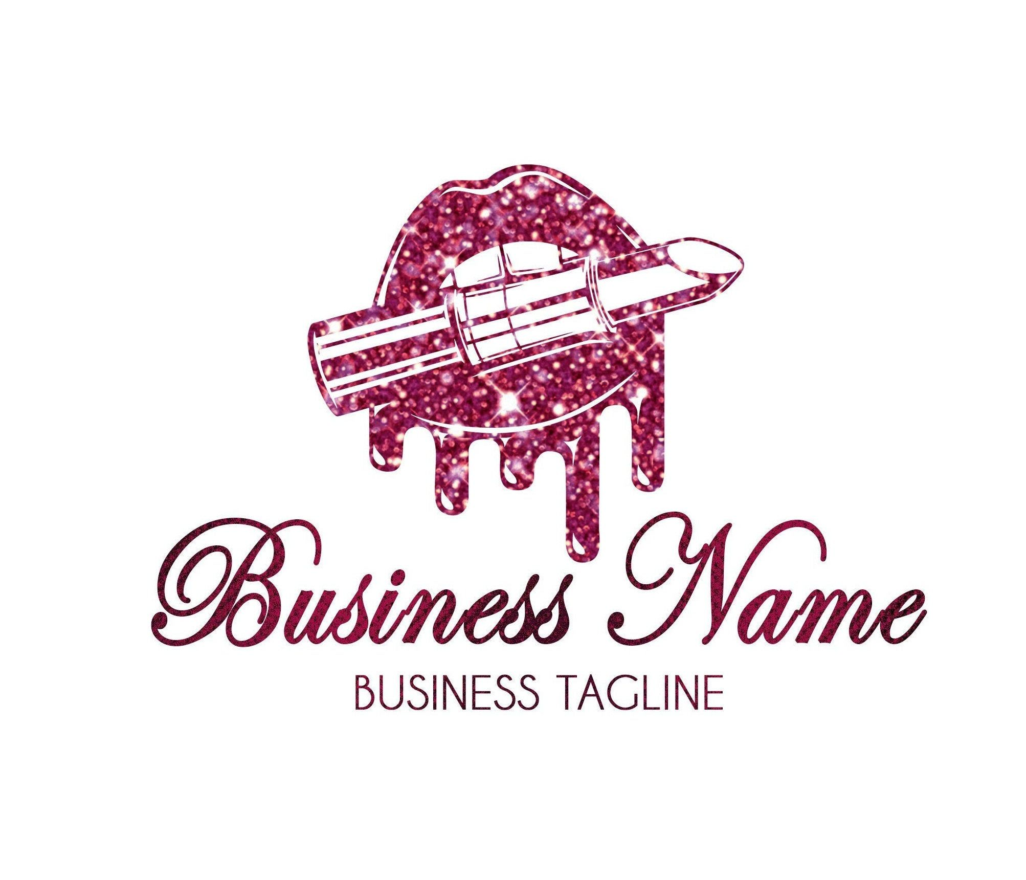 Beauty Logo Logo Design Makeup Artist Logo Makeup Logo