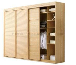 China Bedroom Wardrobe Design Copy Solid Wood Wardrobe (CL-10 ...