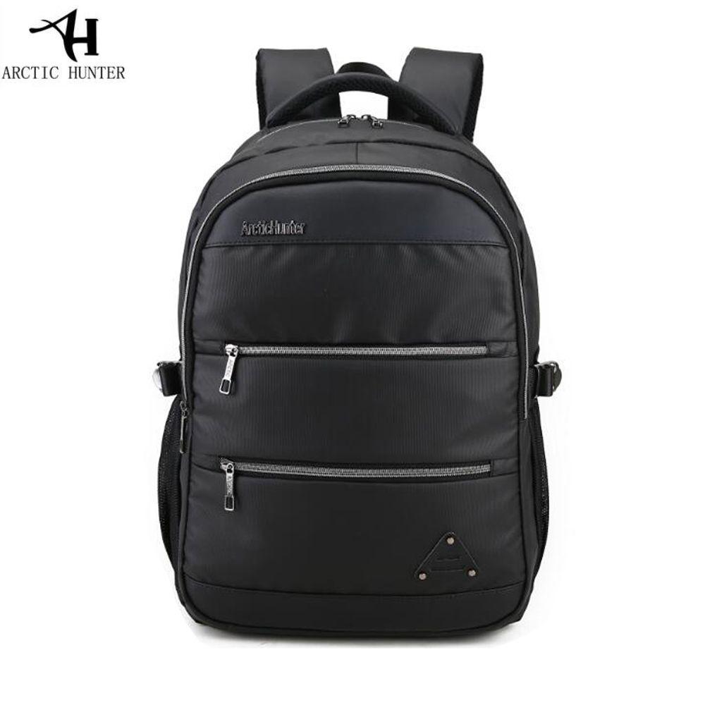 c8c78e26e522 2017 MEN Shockproof Black Brown Laptop Notebook Backpack For Men High  Quality Designer 15.4