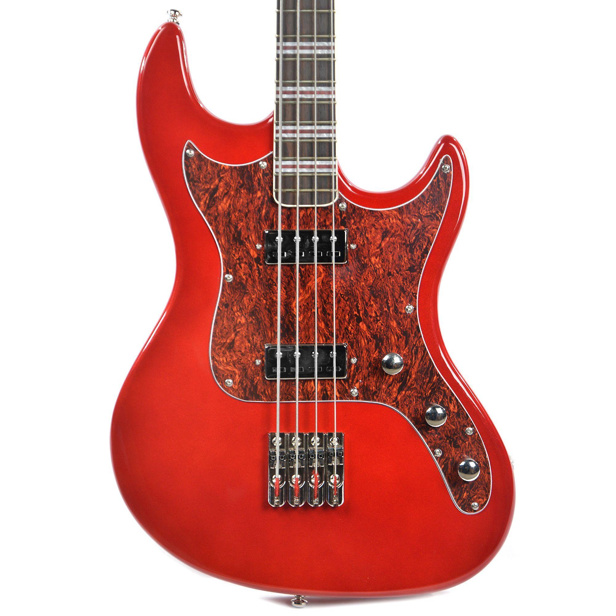 Hofner Galaxie Bass Red Bass Guitars For Sale Bass Galaxie