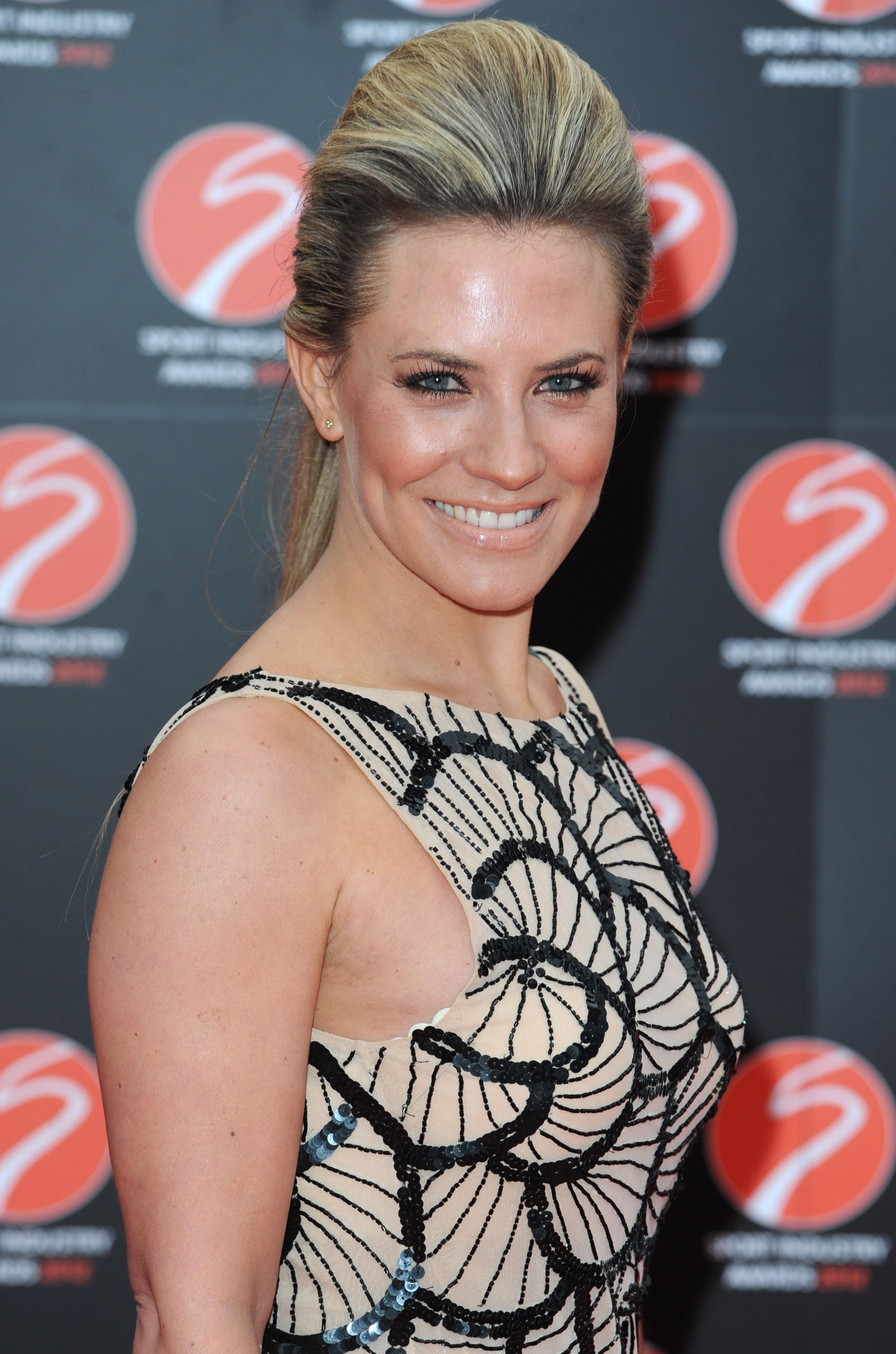 Georgie Thompson - Sports Presenter and on A League of Their Own.