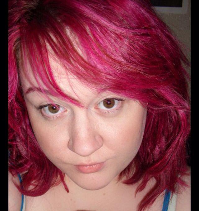 Special effects vegan hair dye pink cupcake pink atomic pink ...
