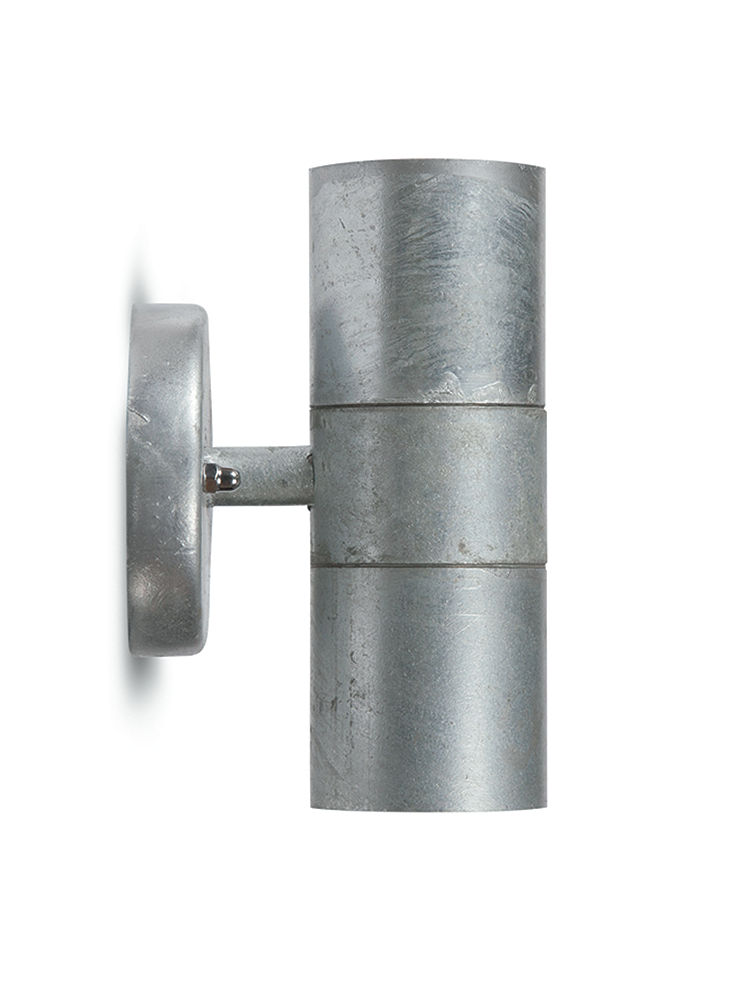Exceptional Made From Steel With A Hot Dipped Galvanized Finish, Our Simple And Stylish  Zinc Wall. Outdoor LampsOutdoor LightingExterior ...
