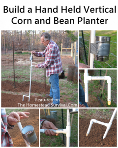 The Homestead Survival Build A Hand Held Corn And Bean 400 x 300
