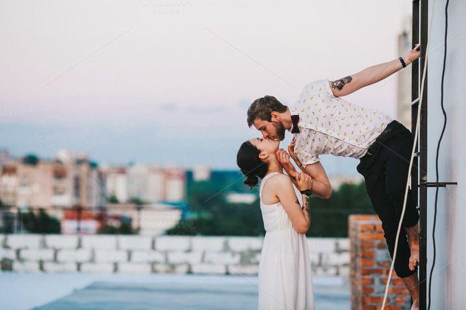 Beautiful couple by teksomolika on @creativemarket