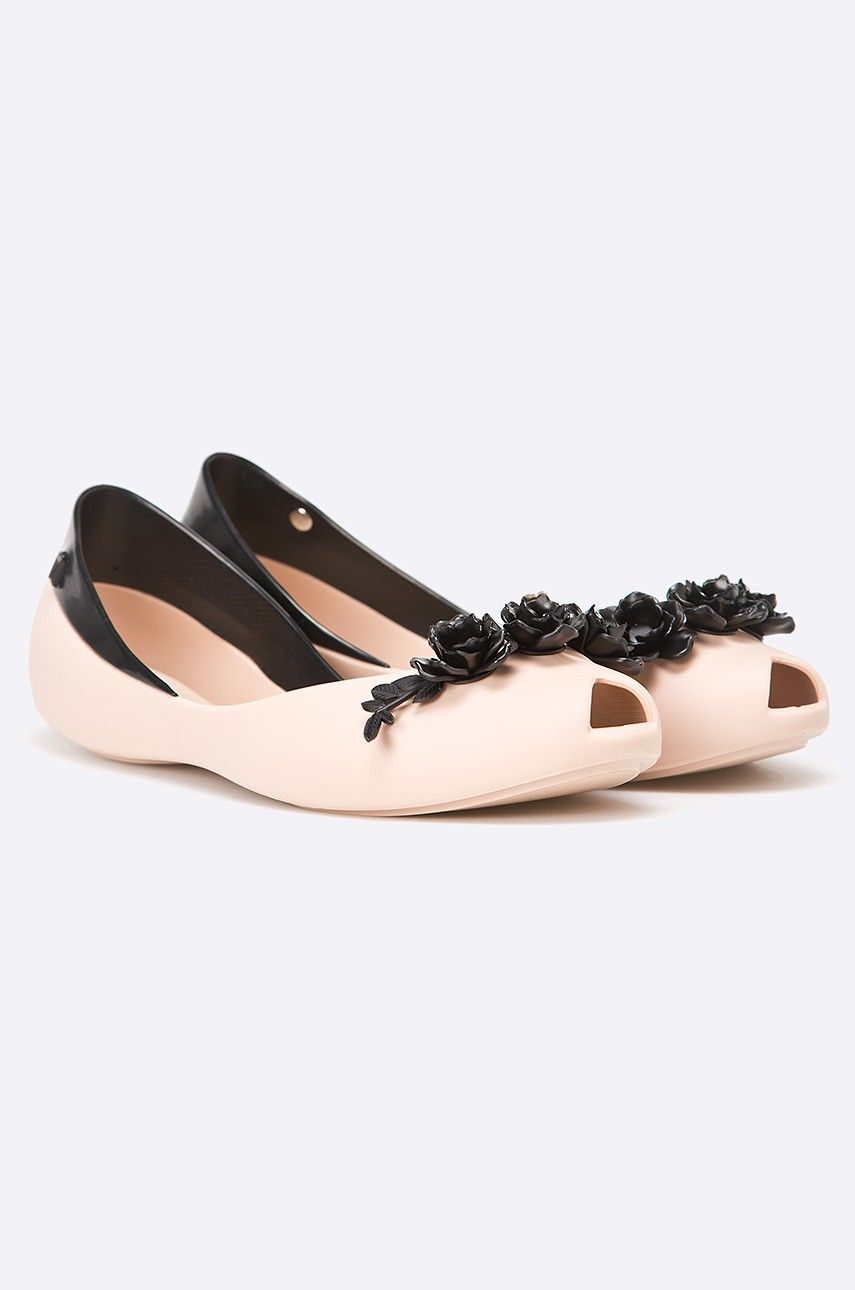 Melissa Baleriny Herchcovitch Alexandre Flower Queen Ad Shoes Queen Fashion