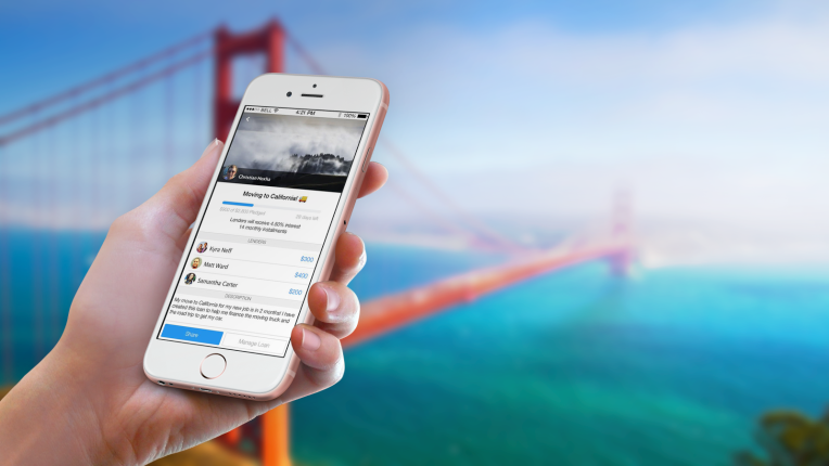 Ledge Is A Mobile PeerToPeer Lending Platform Powered By