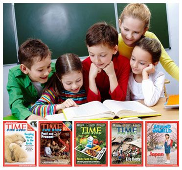TIME FOR KIDS is an innovative no-cost reading resource program for schools. TIME For Kids brings current events to life for millions of children. Thanks to our TIME For Kids Program, every year, over 300,000 students receive TIME For Kids at no cost. This means over $1.3 million in school budget dollars are saved each year!