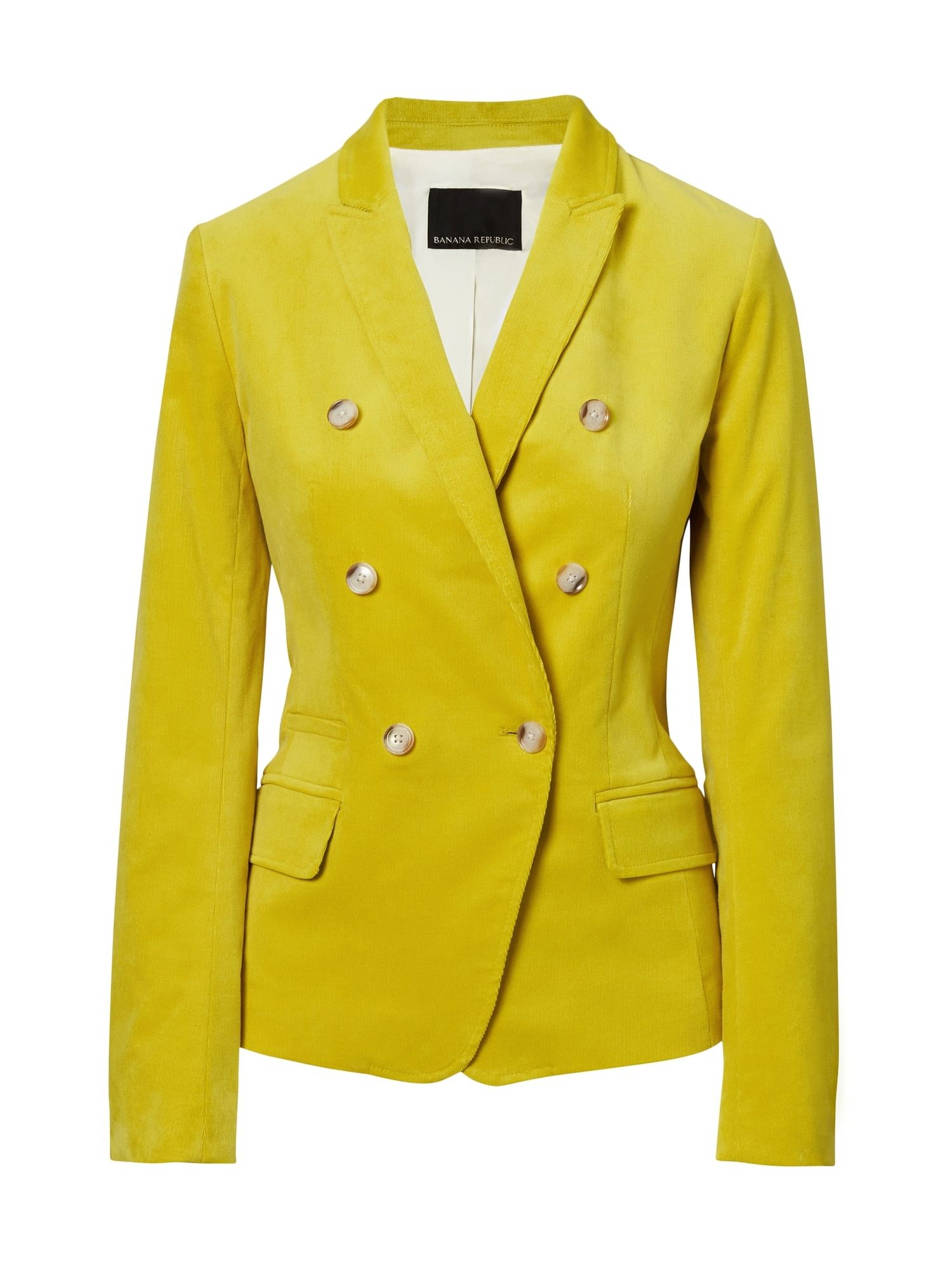 Chartreuse blazer