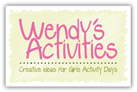 Wendy S Activities My Modest Fashion Collection Activity Days Lds Activity Activity Day Girls