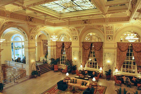 I Love The Hermitage Hotel In Nashville