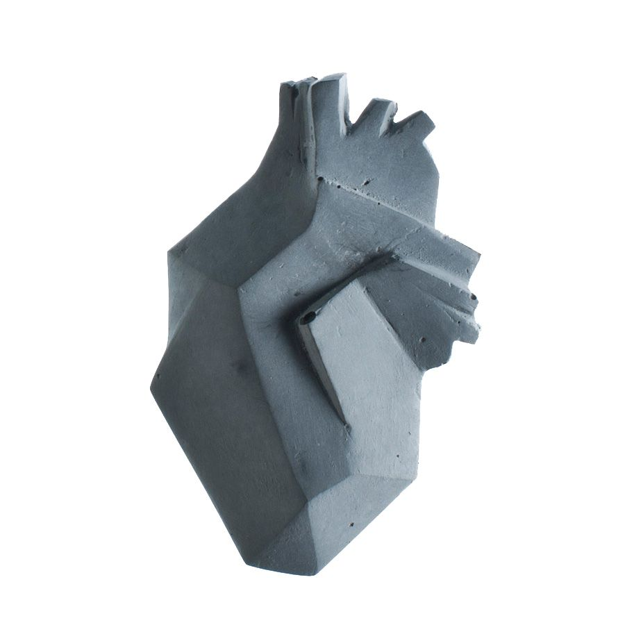 Pin von polaris auf heart pinterest herzchen plastik for Polygon produktdesign
