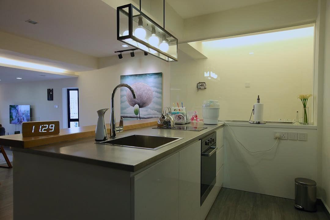 El-Incor Design on Instagram: Open kitchen Concept #elincordesign #homedecor #homerenovation...