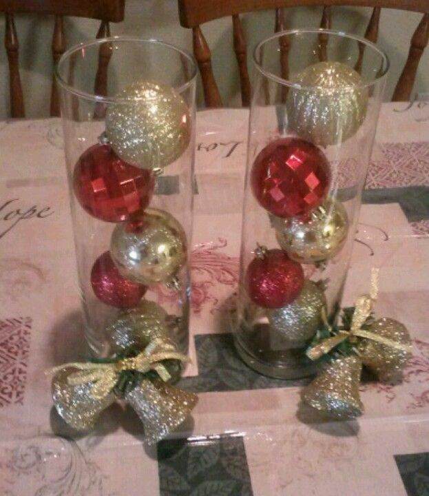 Simple Christmas decorations done it!