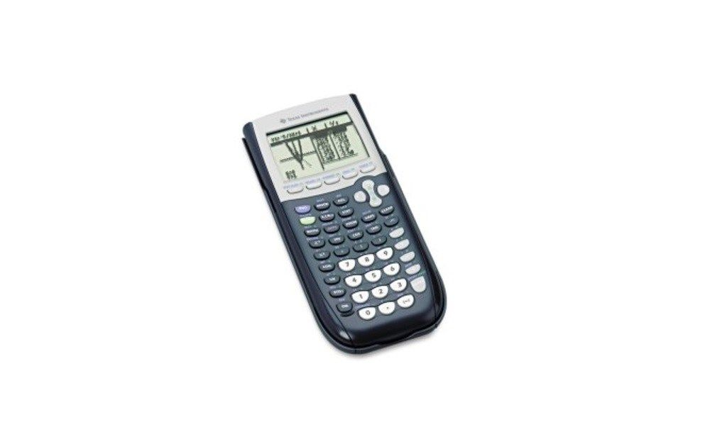 10 Digit LCD Texas Instruments TI-84Plus Programmable