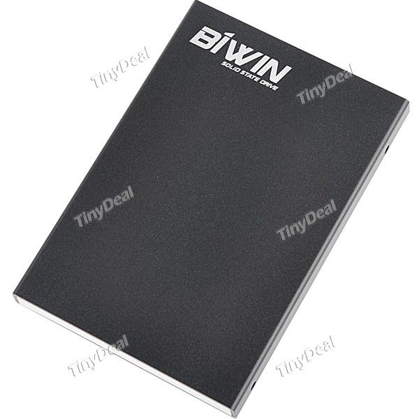"BIWIN Smart A513 32GB 2.5\"" SATA Ⅱ 3Gbps MLC Internal SSD Solid State Drive with TRIM Support & JMicron JM605 C-101246"