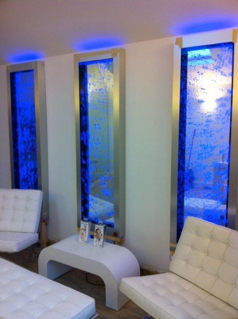 Water Feature Company Providing Total Sensory Healing Indoor