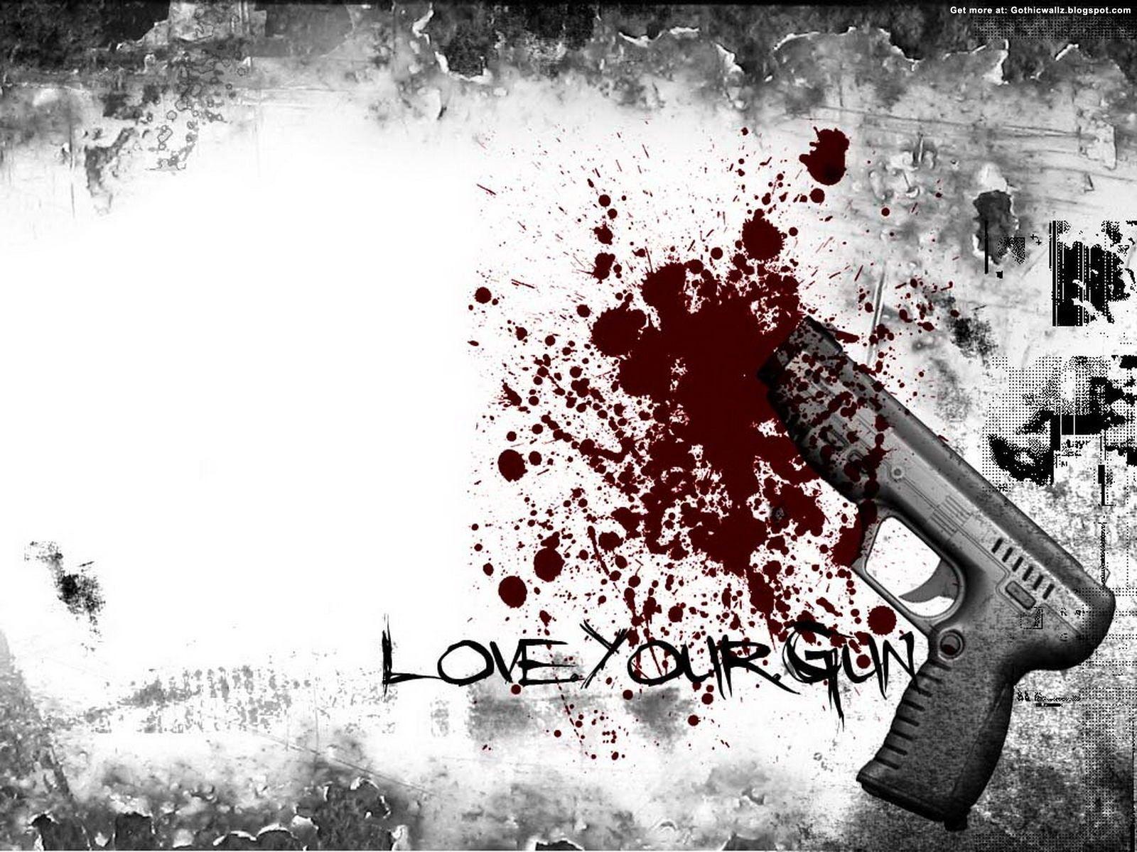 Gangster Girl Wallpaper - WallpaperSafari