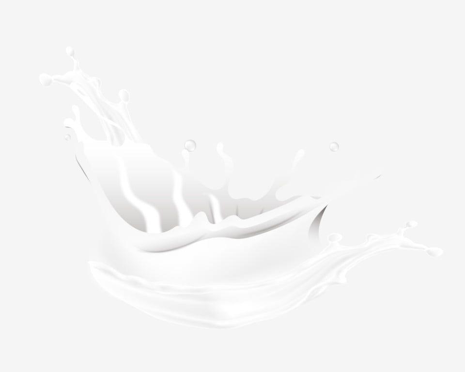 White Splash Milk Illustration Dynamic Splashing Milk Milk Splashing Milk Png And Vector With Transparent Background For Free Download Transparent Background Illustration Milk Splash