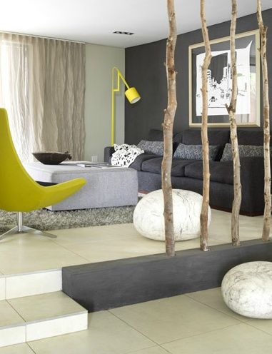 25 Coolest Room Partition Ideas | Room, Salons and Divider