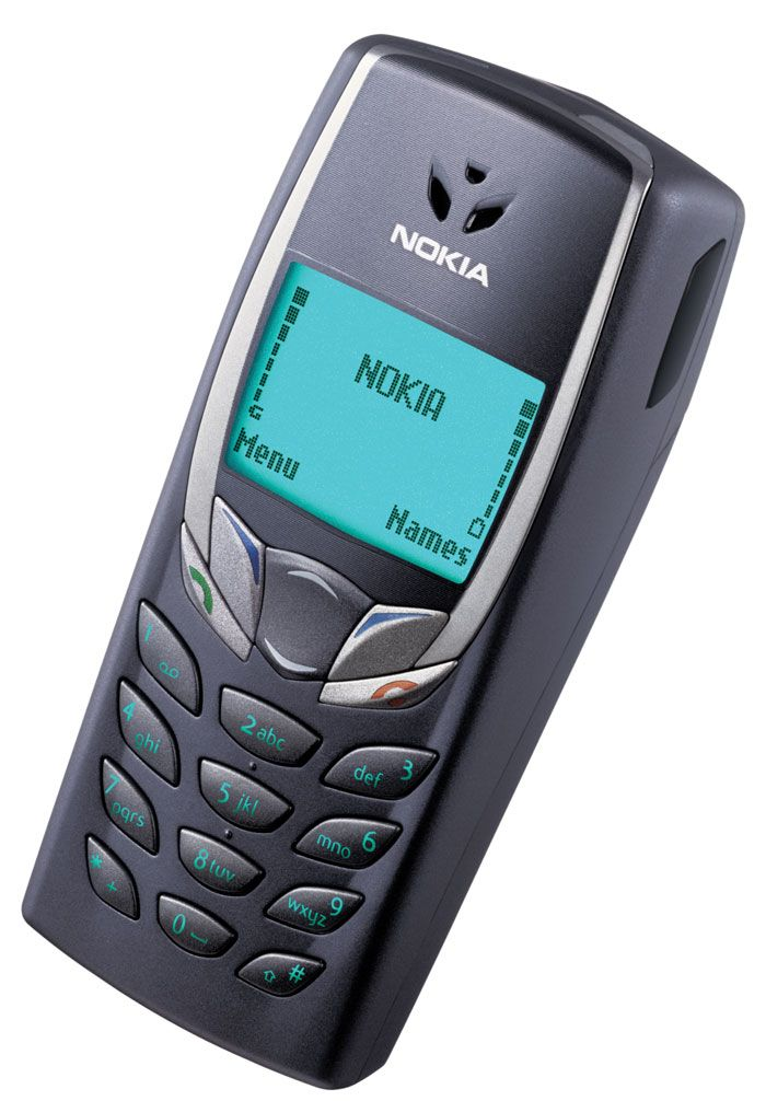Nokia 6110 - one of the best phones I once had back in the days.