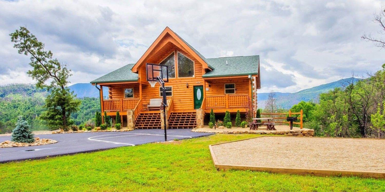 Bella vista lodge rental cabins in gatlinburg tn in 2020