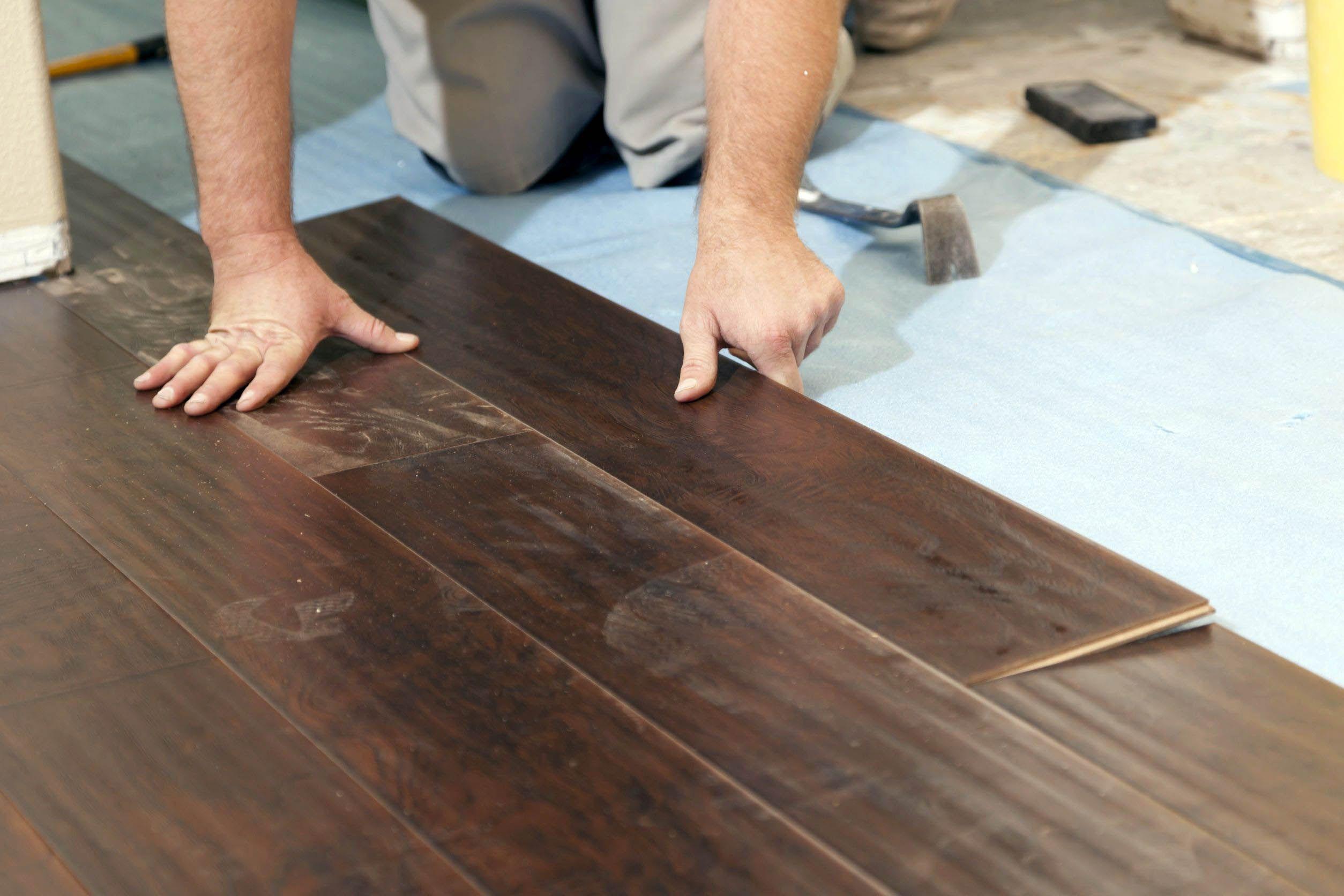 Brilliant Laminate Wood Flooring Coming