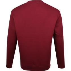 Photo of Fred Perry Sweater Logo Burgundy Fred Perry