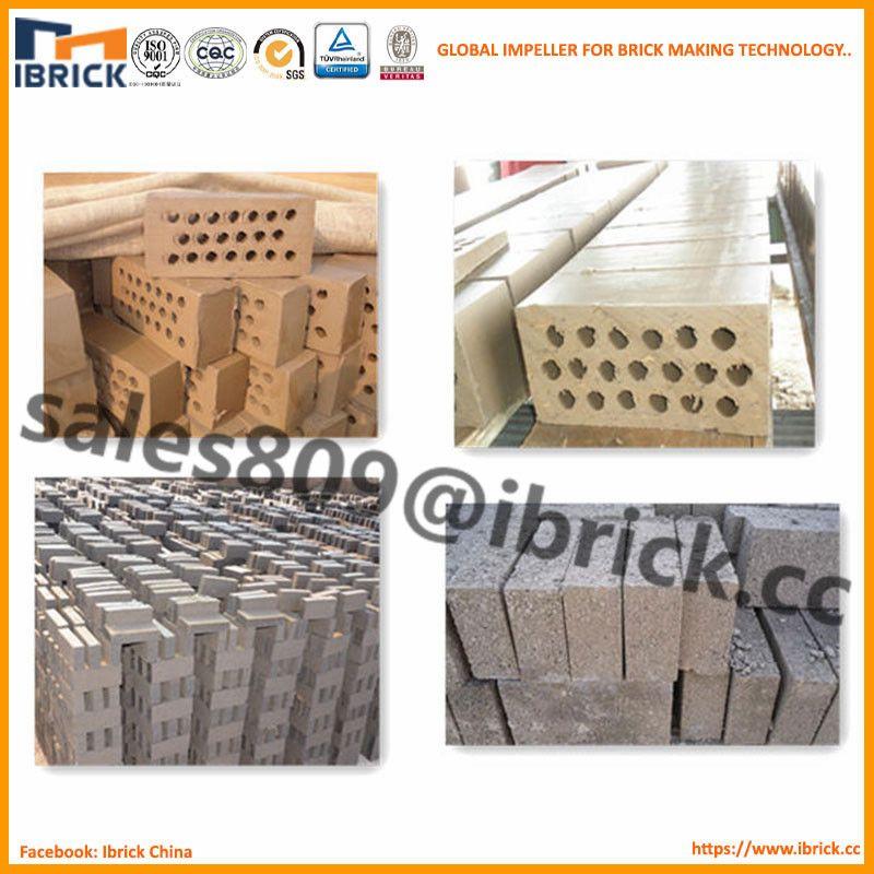 double stage vacuum extruder can produce hollow brick and soild brick E-mail : sales809@ibrick.cc Tel.: 008615202400709 Facebook: ibrickgruop skyp: ibrick.group