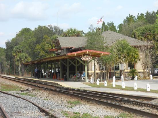 Train Station In Daytona Beach Fl