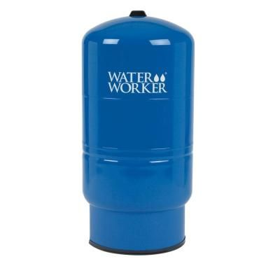 Water Worker 20 Gal Pressurized Well Tank Ht20b The Home Depot Well Pressure Tank Pressure Tanks Well Pump