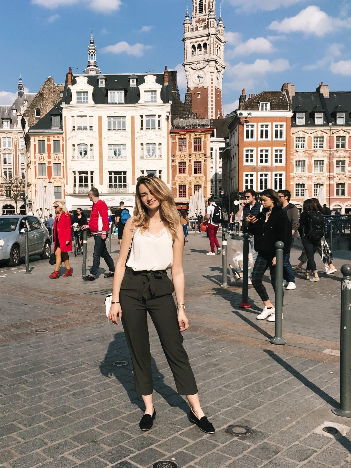 Stadtetrip Ein Madelswochenende In Lille Frankreich Travel Diary