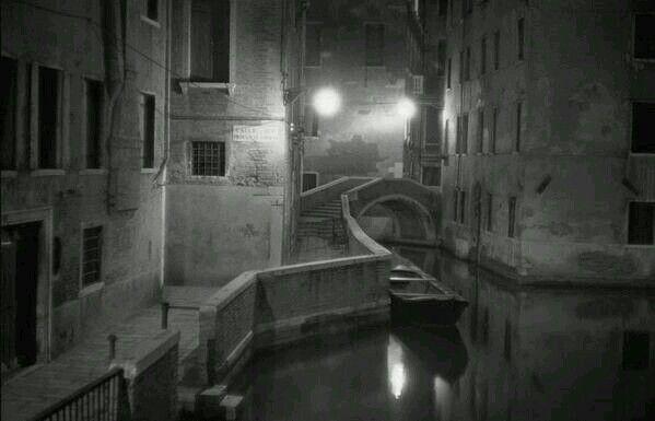 Venecia in 1955