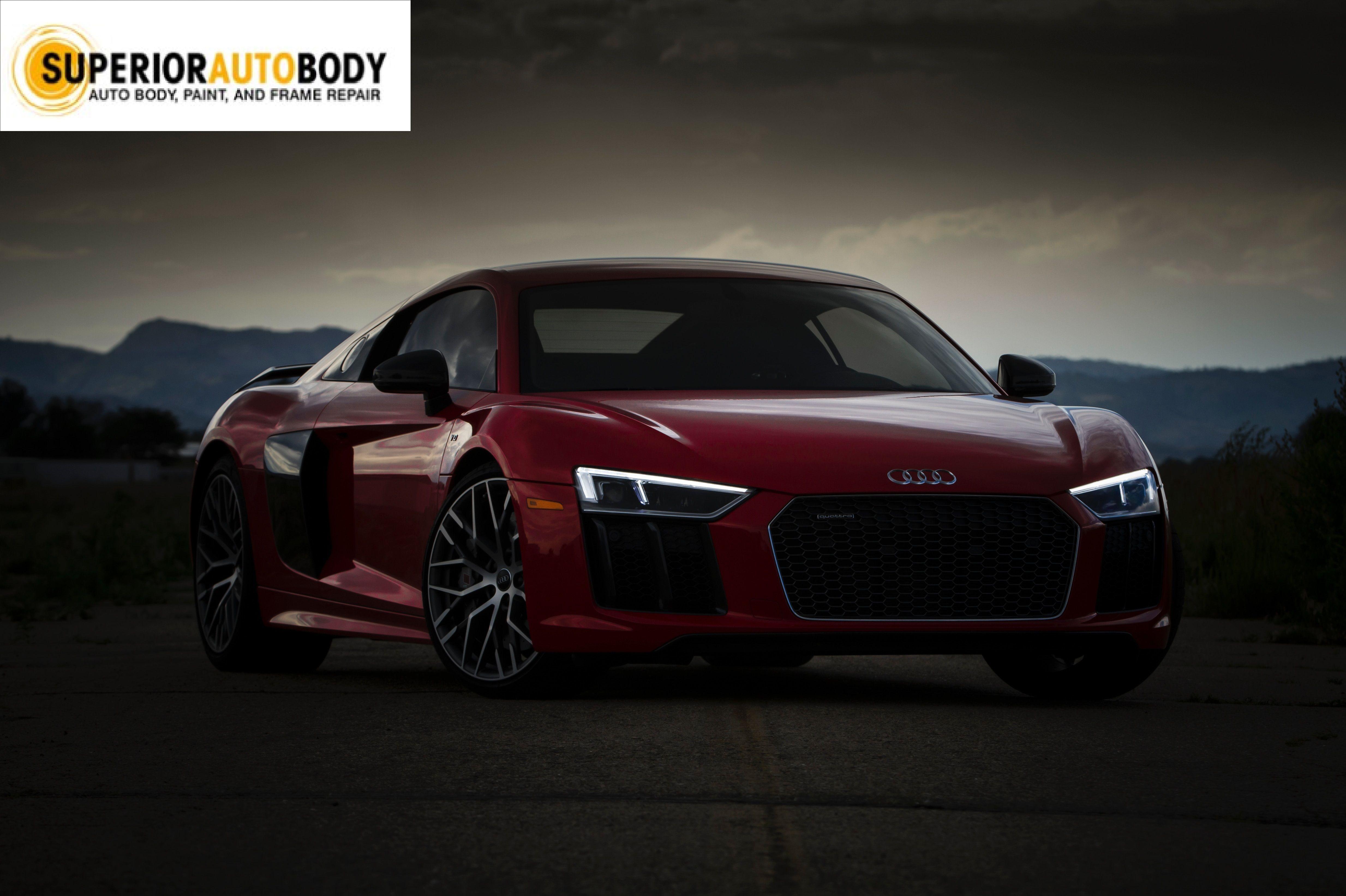 Fresno Auto Body, Frame Repair and Car Painting | Auto Body