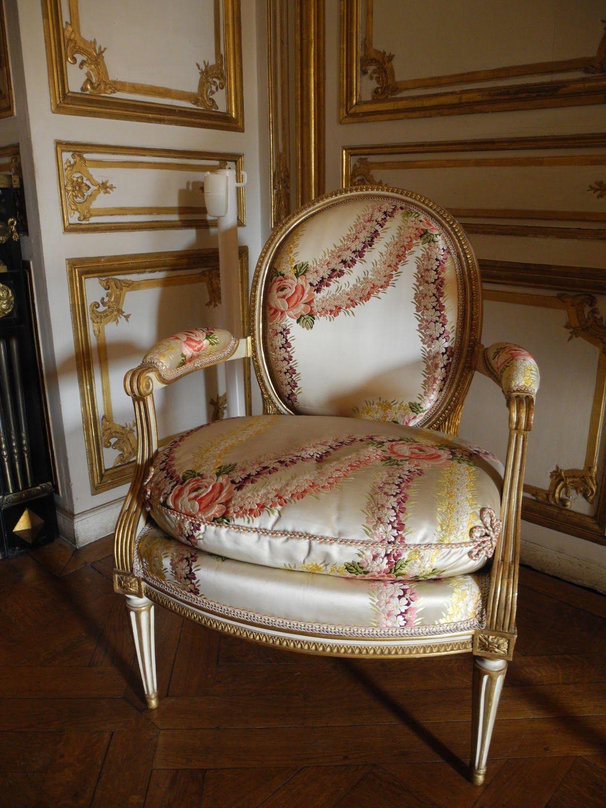 Cabinet De Travail De Louis Xvi Mobilier De France Meuble De Style Decoration Interieure