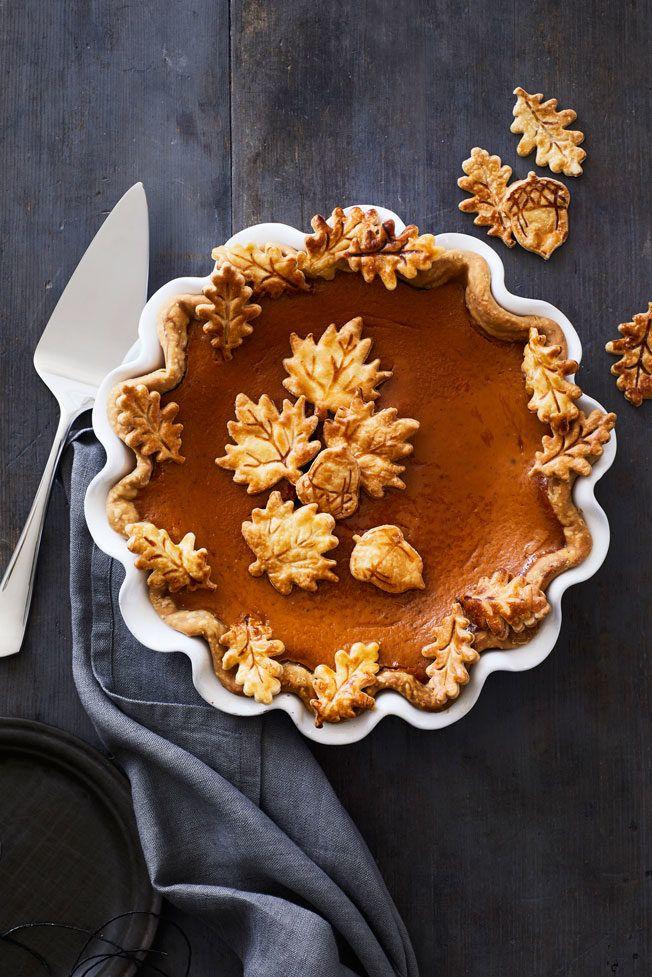 Traditional Pumpkin Pie Recipe | Williams Sonoma T