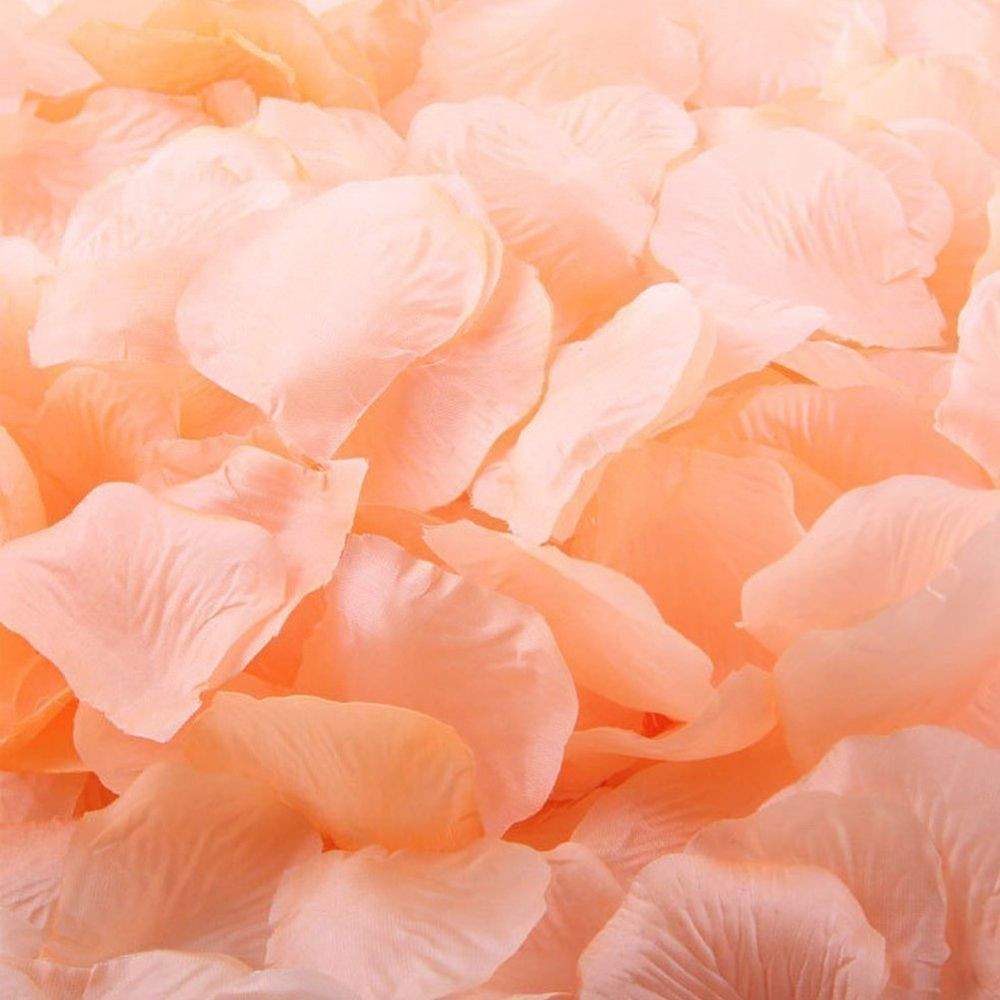 Details about 1000pcs flowers silk rose petals wedding party table 1000pcs flowers silk rose petals wedding party table confetti flower decoration misspromo310 mightylinksfo